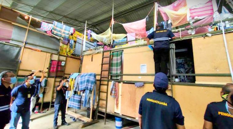 Better accommodation for foreign workers, employers urged